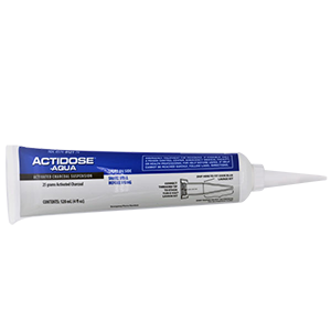 Actidose-Aqua 25grams Activated Charcoal Tube