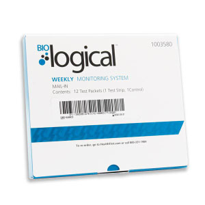 Biological, Bio12 HealthFirst Mail In Monitoring System, 12 Tests
