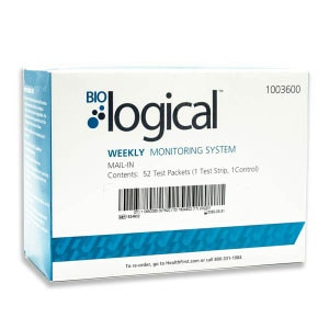 Biological, Bio52 HealthFirst Mail In Monitoring System, 52 Tests