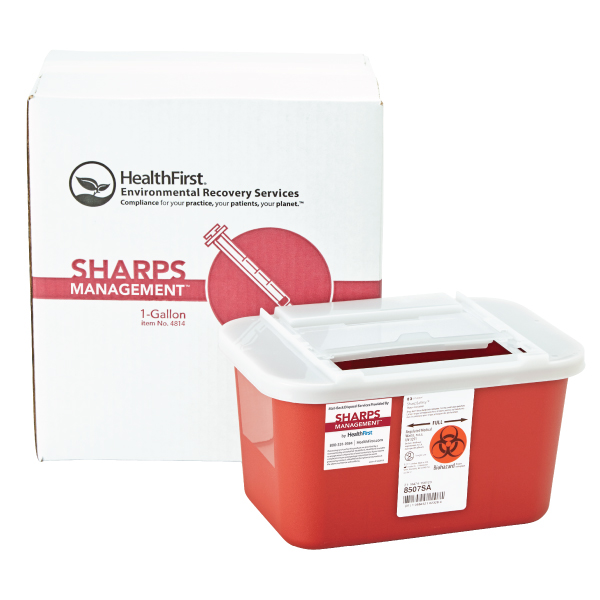 Sharps, 1 Gal Sharps Management