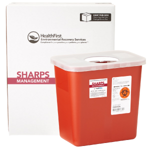 Sharps, 2 Gal Sharps Management
