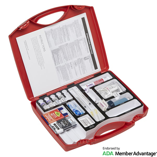 SM7 Emergency Medical Kit for Dentists